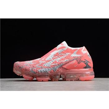 Acronym x Nike Wmns Air Vapormax FK Moc 2 Pink White Grey For Sale