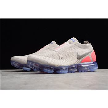 Mens and WMNS Nike Air VaporMax Flyknit Moc 2 Moon Particle