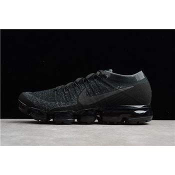 Mens and Womens NikeLab Air VaporMax Triple Black