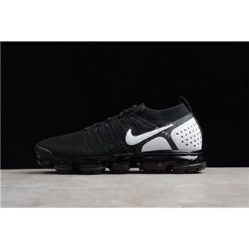 Nike Air VaporMax Flyknit 2018 2.0 Black/White Men's and Women's Size 842842-010