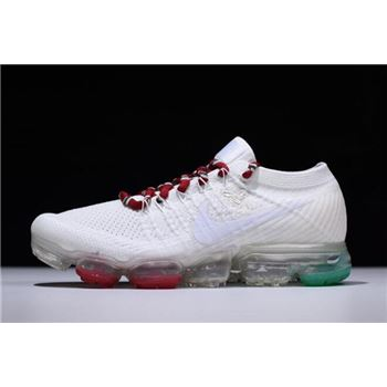 Nike Air VaporMax Flyknit White Sail Light Bone
