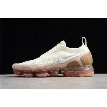 Nike Air VaporMax Moc 2 Sail Anthracite Sand Wheat Green
