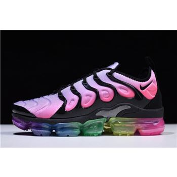 Nike Air VaporMax Plus Be True Purple Pulse Pink Blast Multi Color Black