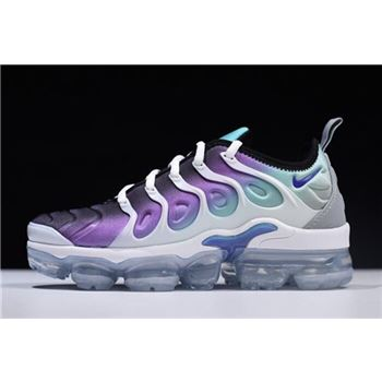 Nike Air VaporMax Plus Grape White Fierce Purple Aurora Green Black