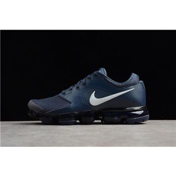 Nike Air VaporMax Thunder Blue White Mens Running Shoes