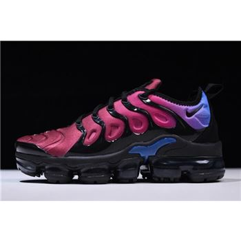 Nike WMNS Air VaporMax Plus Black Team Red Hyper Violet Racer Blue