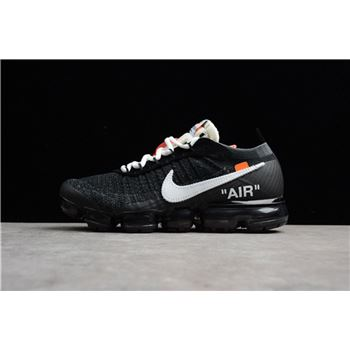 Off White x Nike Air VaporMax 10X Black White Clear