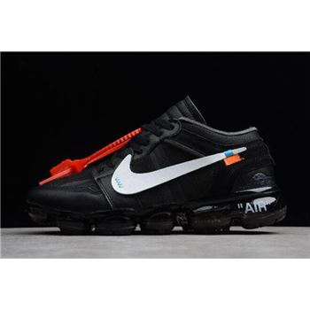Off White x Nike Air VaporMax x Air Jordan 1 Black