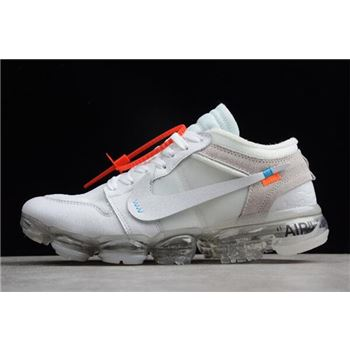 Off-White x Nike Air VaporMax x Air Jordan 1 High White AA3839-004 For Sale