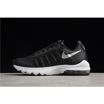 WMNS Nike Air Max Invigor Black Metallic Silver White