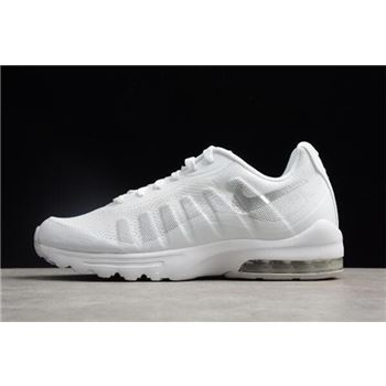 WMNS Nike Air Max Invigor White/Metallic Silver 749866-100