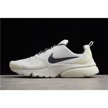 Mens Nike Presto Fly Summit White Anthracite Running Shoes