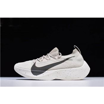Mens and WMNS Nike Vapor Street Flyknit String River Rock