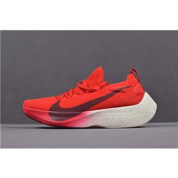 Mens and WMNS Nike Vapor Street Flyknit University Red AQ1763-600