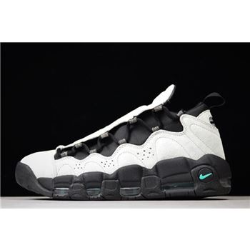 Nike Air More Money QS British Pound Barely Grey Hyper Jade Black