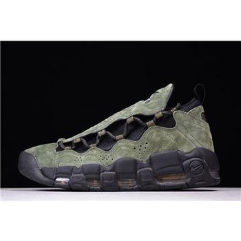 Nike Air More Money US Dollar Sequoia Black