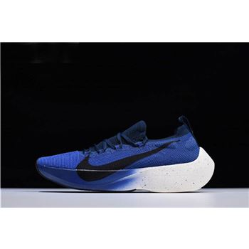 Nike Vapor Street Flyknit Deep Royal Black College Navy Sail