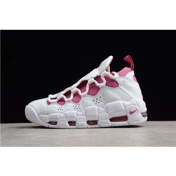 Nike WMNS Air More Money 96 QS White Fuschia