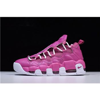 Sneaker Room x Nike Air More Money QS Breast Cancer Awareness Think Pink/White AJ7383-600