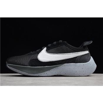 Vapor Stree x Nike Moon Racer Permission For Takeoff Black White Wolf Grey