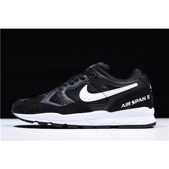 Nike Air Span II Black/White AH8047-002