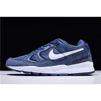 Nike Air Span II Diffused Blue White Blue Recall