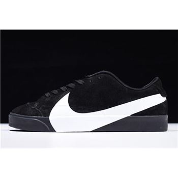 Nike Blazer City Low XS Black White
