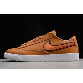 Nike Blazer Low LX Wheat Yellow White