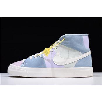 Nike Blazer QS Easter Pink Blue Sail White AO2368-600