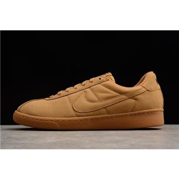 Nike Bruin QS Leather Wheat Yellow Barley Yellow