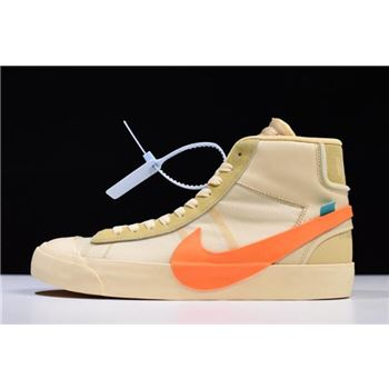 OFF WHITE x Nike Blazer Studio Mid All Hallows Eve