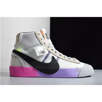 Off White x Nike Blazer Mid Queen
