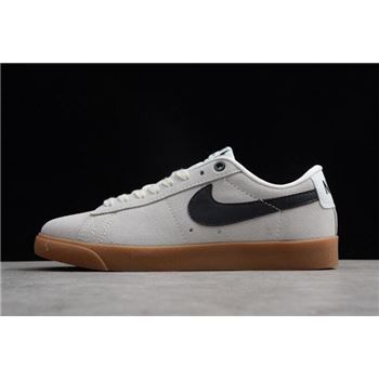 WMNS Nike Blazer Low GT Grey Black Tick
