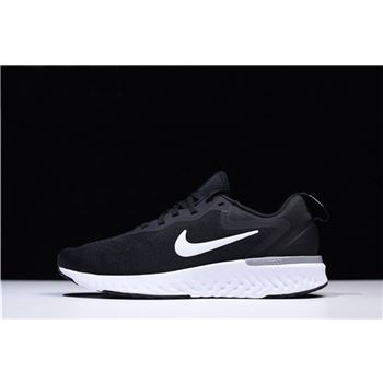 Mens Nike Odyssey React Black Wolf Grey White AO9819 001 Running Shoes