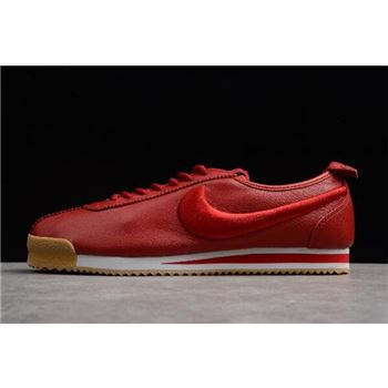 Nike Cortez 72 Gym Red White Gum Light Brown