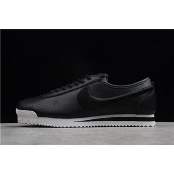 Nike Cortez '72 SI Black/Black-Ivory 881205-001