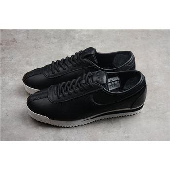 Nike Cortez '72 SI Black/Black-Ivory