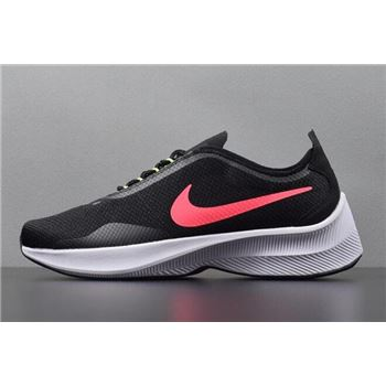 Nike Fast EXP Z07 Black Total Crimson White Mens Running Shoes
