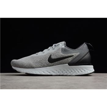 Nike Odyssey React Wolf Grey/Black-Drak Grey AO9819-003