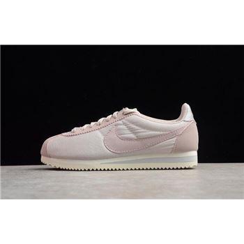 WMNS Nike Classic Cortez Nylon Princess Pink Particle Rose 749864-605