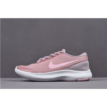 WMNS Nike Flex Experience RN 7 Elemental Rose Pink Running Shoes