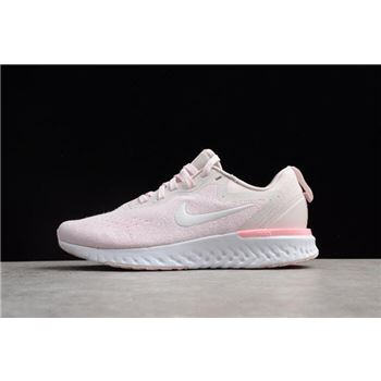 WMNS Nike Odyssey React Arctic Pink White Barely Rose Running Shoes