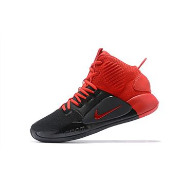 2018 Nike Hyperdunk X Black University Red