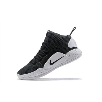 2018 Nike Hyperdunk X Oreo Black/White Men's Basketball Shoes
