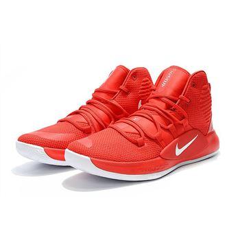 2018 Nike Hyperdunk X University Red