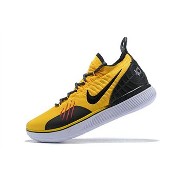 2018 Nike KD 11 Bruce Lee Tour Yellow Black