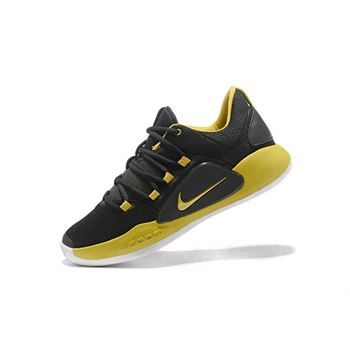 Nike Hyperdunk X Low EP 2018 Black Gold Basketball Shoes