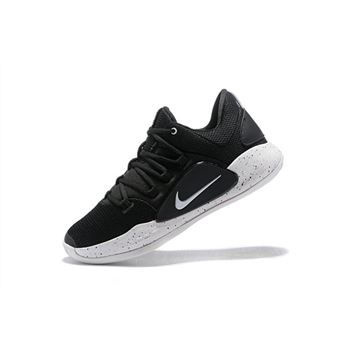 Nike Hyperdunk X Low EP 2018 Black White Basketball Shoes