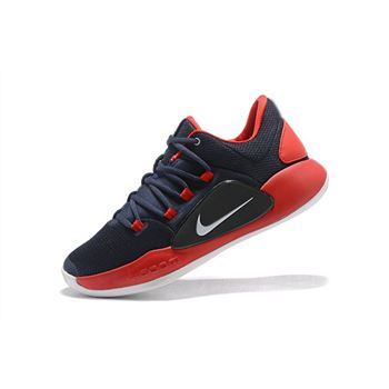 Nike Hyperdunk X Low EP 2018 Midnight Navy Red White