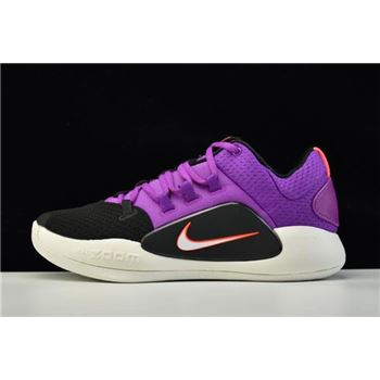 Nike Hyperdunk X Low EP Purple Black Whit
